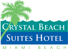 Crystal Beach Suites logo